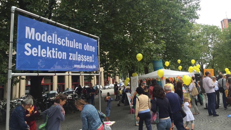 Forderung: Modellschulen für Bayern.