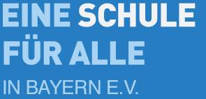 Eine Schule für Alle in Bayern e.V – Logo