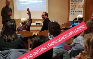 Vortrag Roland Grüttner im Februar 2020